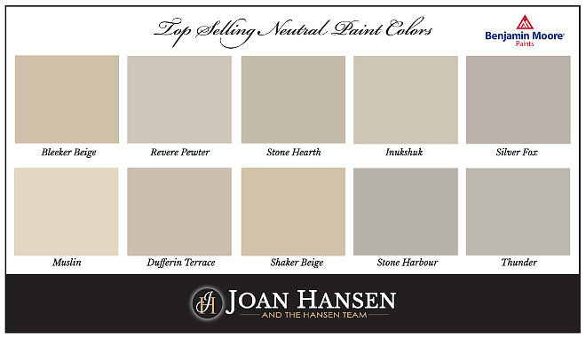 paint colors to help sell your home best neutral paint colors to sell. Black Bedroom Furniture Sets. Home Design Ideas