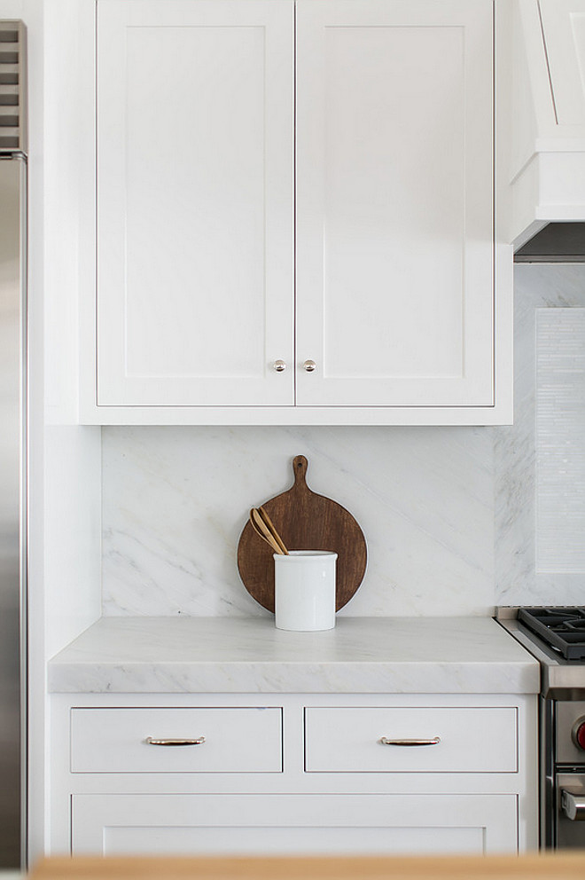 Farrow and Ball All White. Farrow and Ball All White. Farrow and Ball All White Cabinet Paint Color. Farrow and Ball All White. Farrow and Ball All White Cabinet #FarrowandBallAllWhite Brooke Wagner Design