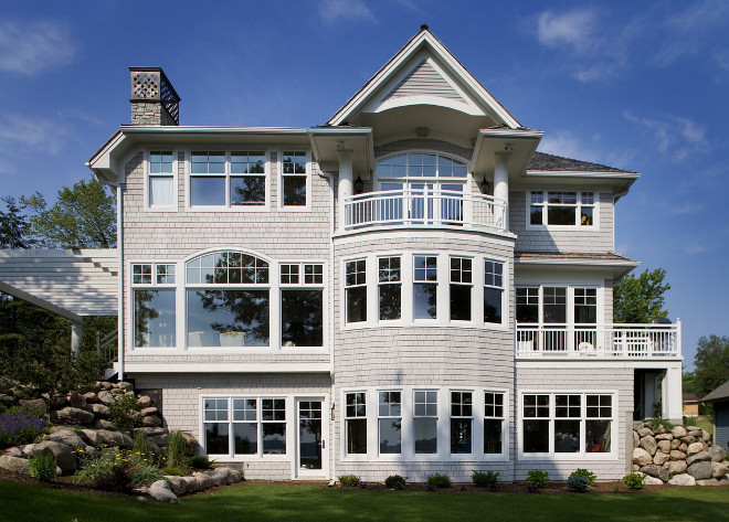 Light gray shingle exterior. Light gray shingle exterior paint colors. Light gray shingle exterior ideas. #Lightgrayshingle #Lightgrayshingleexterior #Lightgrayshingleexteriorpaintcolor Sullivan + Associates Architects