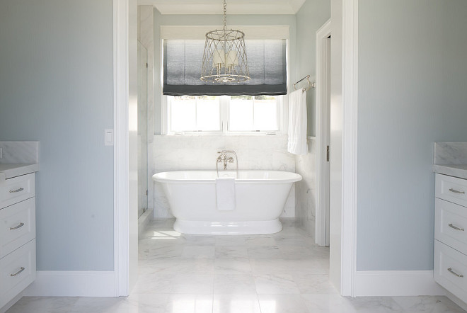 Bathroom Layout. Separate Vanity layout. Bathroom with separate vanities layout ideas. #Bathroom #layout #Bathroomlayout