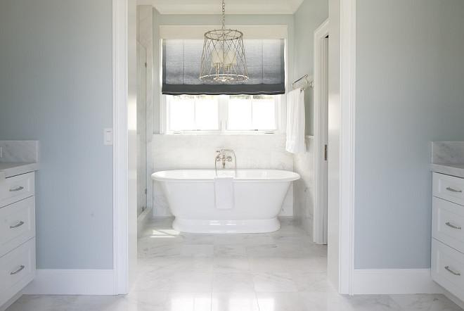 Bathroom Layout. Separate Vanity layout. Bathroom with separate vanities layout ideas. #Bathroom #layout #Bathroomlayout