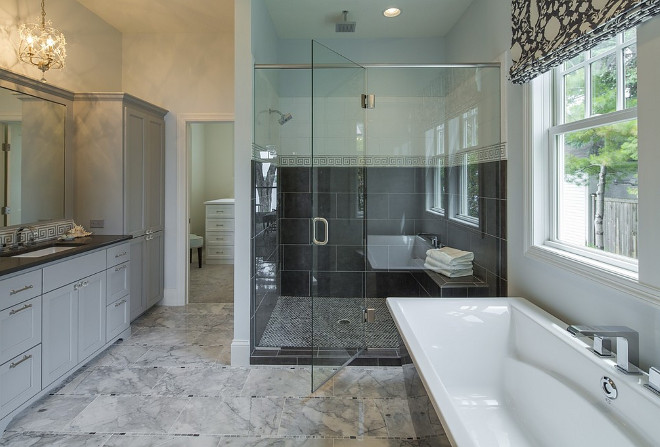 Bathroom Tilework. Bathroom Tilework Ideas. Bathroom Tilework Photos and Ideas. Bathroom Tilework. Bathroom Tilework #BathroomTilework Grace Hill Design. Gordon James Construction.