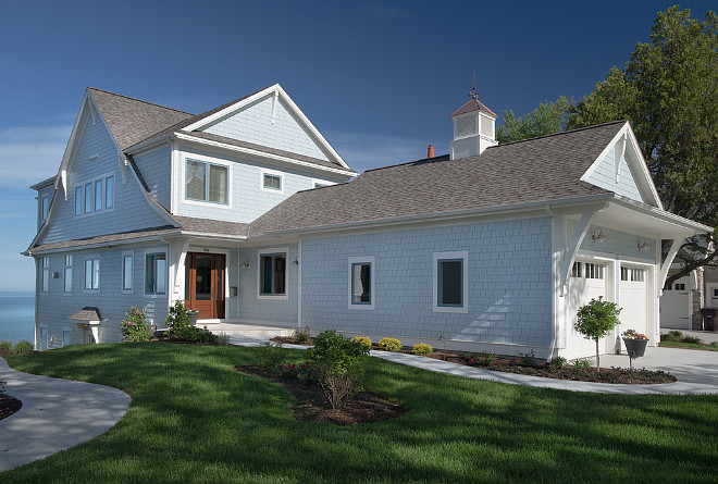 Benjamin Moore Paint Colors. Benjamin Moore Smoke. The exterior is Benjamin Moore Smoke. Benjamin Moore Smoke #BenjaminMooreSmoke Mike Schaap Builders