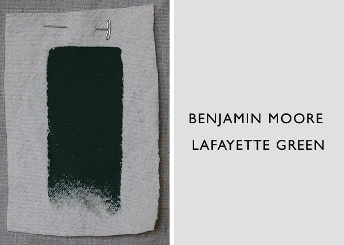 Best Jade and Celadon Green Paint Colors, Benjamin Moore Lafayette Green