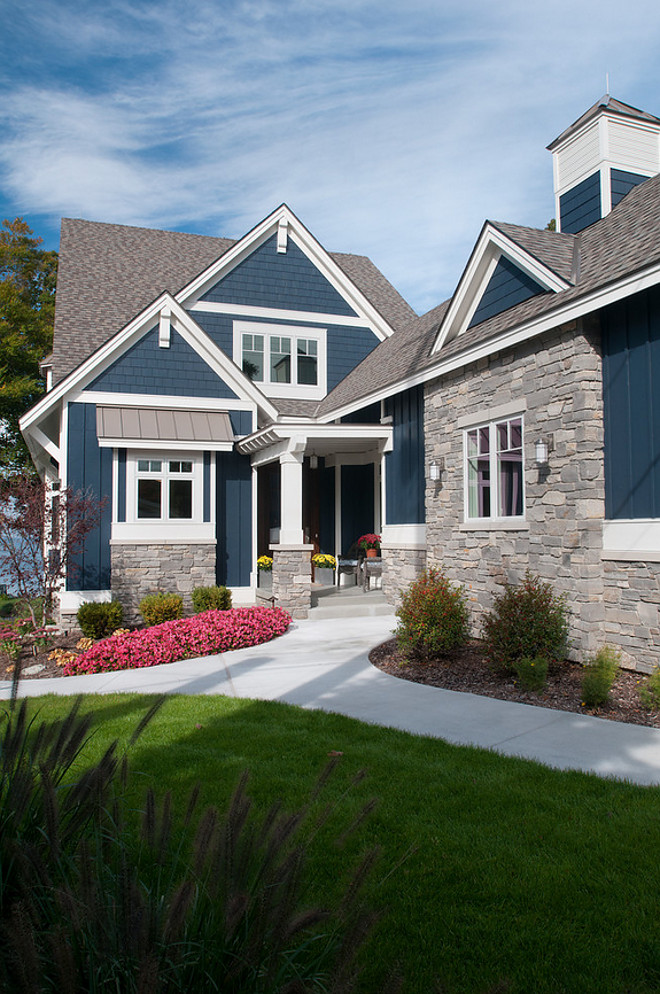 Curb appeal. How to spruce up the curb appeal of your home this spring. #Curbappeal #homes #beautifulhomes Mike Schaap Builders