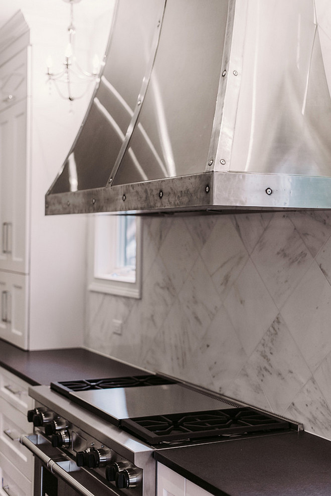Custom Stainless Hood. Kitchen with Custom Stainless Hood. Custom Stainless Hood. Custom Stainless Kitchen Hood #CustomStainlessHood #CustomStainlessKitchenHood Summit Signature Homes, Inc