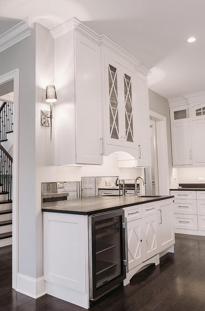 Kitchen Bar. Kitchen Bar Cabinet style ideas. Kitchen Bar Cabinet. #KitchenBar #KitchenBarCabinet Summit Signature Homes, Inc