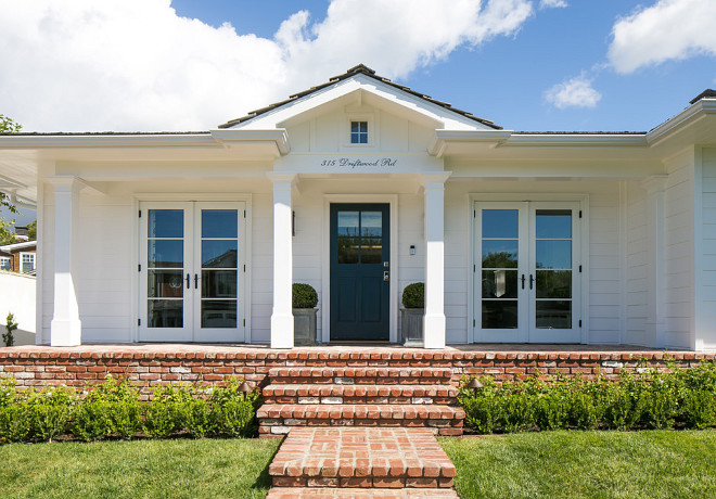 Ranch style home renovation home bunch interior design ideas - Farrow and ball exterior paint reviews decor ...