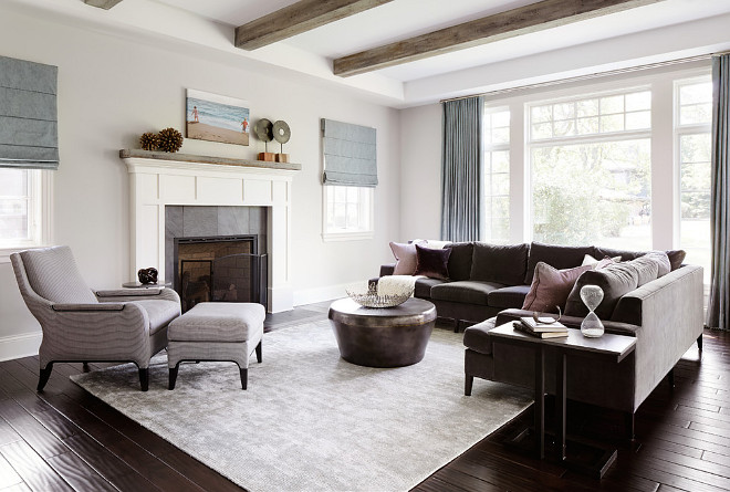 Repose Gray from Sherwin-Williams. SW 7015 Repose Gray from Sherwin-Williams. SW 7015 Repose Gray from Sherwin-Williams #SW7015 #ReposeGraySherwinWilliams Summit Signature Homes, Inc