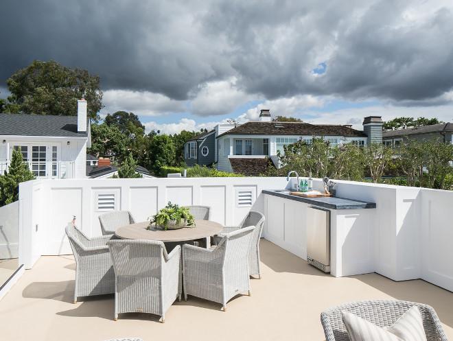 Rooftop kitchen. Rooftop kitchen. Rooftop Deck kitchen Ideas. Rooftop Deck kitchen #RooftopDeckkitchen #Rooftopkitchen