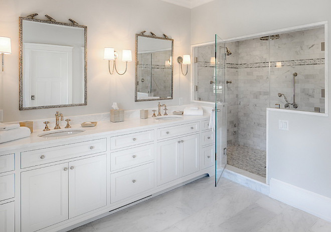 Shower Layout Ideas. Bathroom layout. Shower #Shower #Bathroom #Layout #ShowerLayout #BathroomLayout Mirrors with little birds are Joelle Mirror – Satin Silver Finish from Global Home