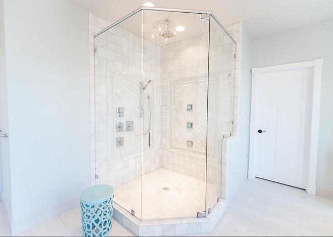 Shower Tiling. Shower Tiling Ideas. Neutral Shower Tiling. Neutral shower tiles. Shower Tiling. #ShowerTiling Strickland Homes