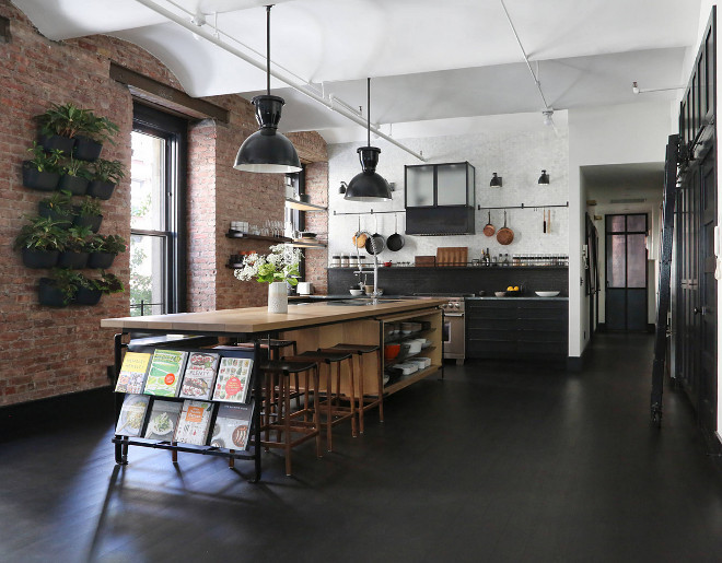 epoxy is great for floors and walls - home bunch interior design ideas