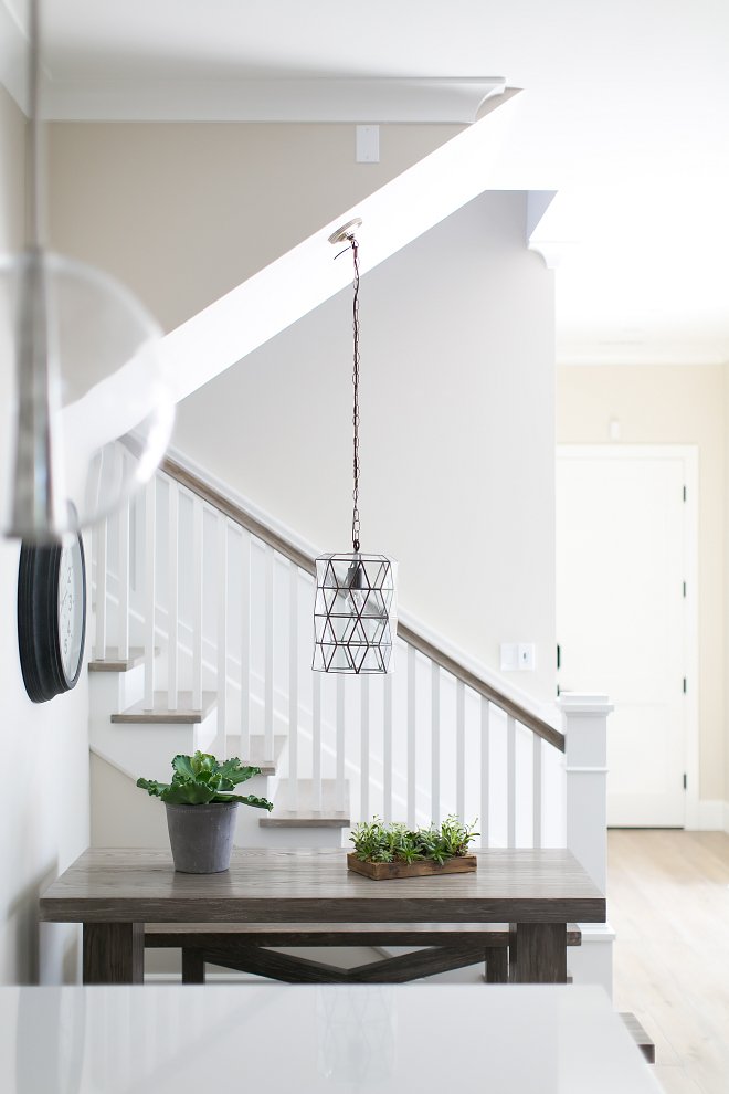Breakfast Nook Lighting. The breakfast nook lighting is Worlds Away Mariah Pendant - $447.50. Breakfast Nook Lighting Ideas. Breakfast Nook Light. Breakfast Nook Pendant Lighting #BreakfastNookLighting #BreakfastNook #Lighting Patterson Custom Homes. Brandon Architects, Inc.