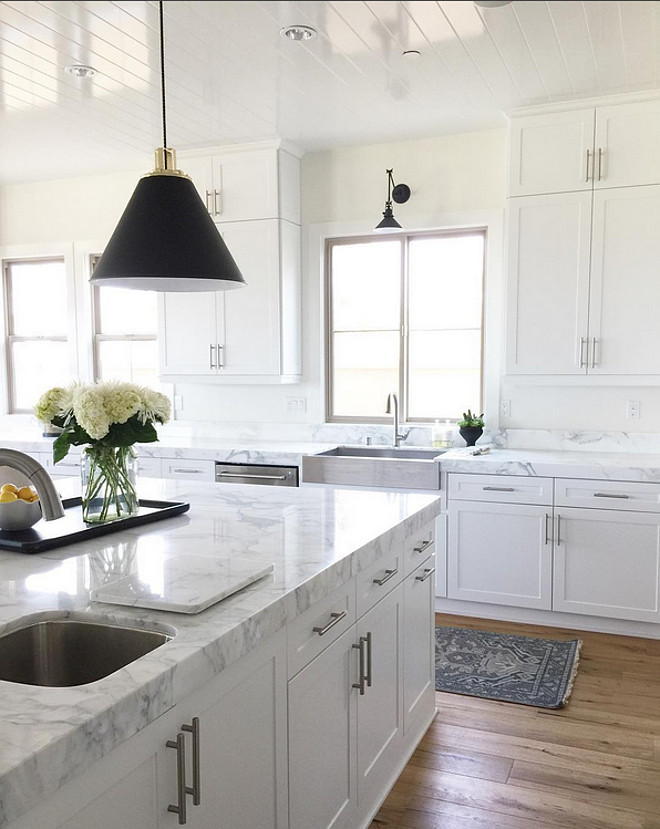 white kitchen cabinet hardware ideas inspiring ideas from instagram homes home bunch interior 1781