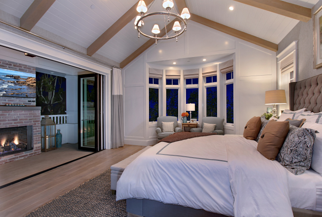 Bedroom layout. Patterson Custom Homes. Interiors by Trish Steele, Churchill Design.