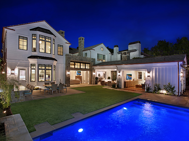 california family home with - photo #2