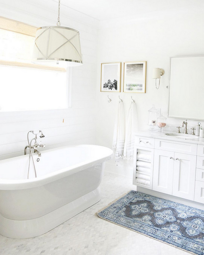 Bathroom Runner. Bathroom Runner. Bathroom Runner Ideas. Gorgeous Bathroom Runner by Caitlin Wilson Design. Monika Hibbs