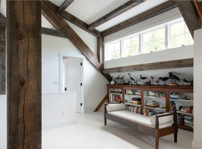 Bookcase. Niche bookcase ideas. Niche. Bookcase #bookcase #niche Whitten Architects