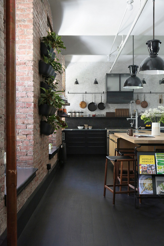 Kitchen exposed brick wall. Restored Kitchen exposed brick wall. Kitchen exposed brick wall ideas. #Kitchen #exposedbrick #wall #Kitchen #exposedbrickwall Union Studio