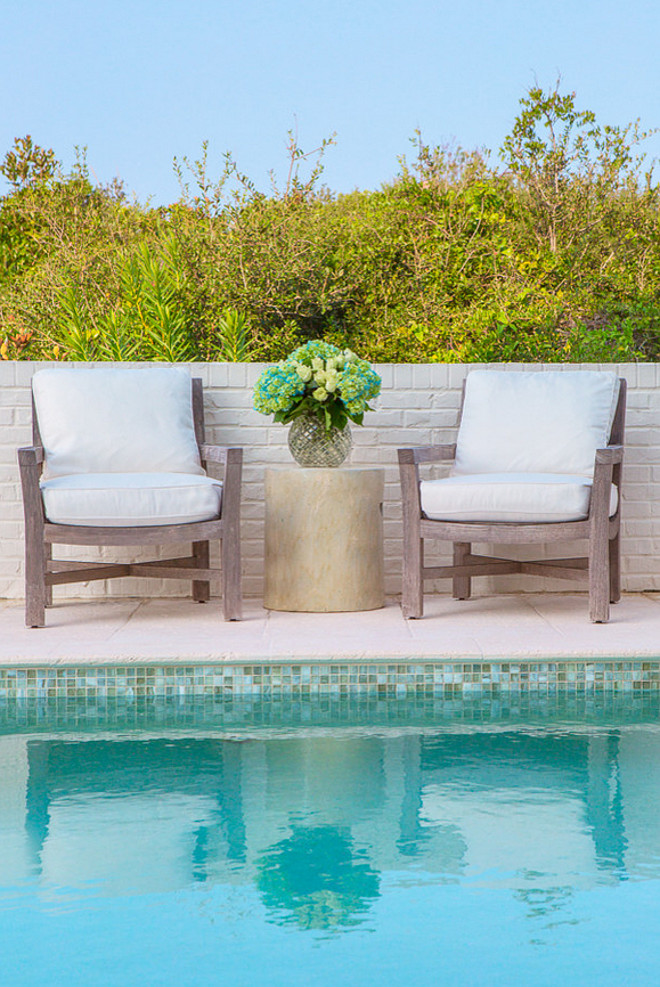 Pool chairs. Pool chairs. Pool chairs. Pool chairs Pool chairs #Poolchairs Taylor and Kelly Interiors