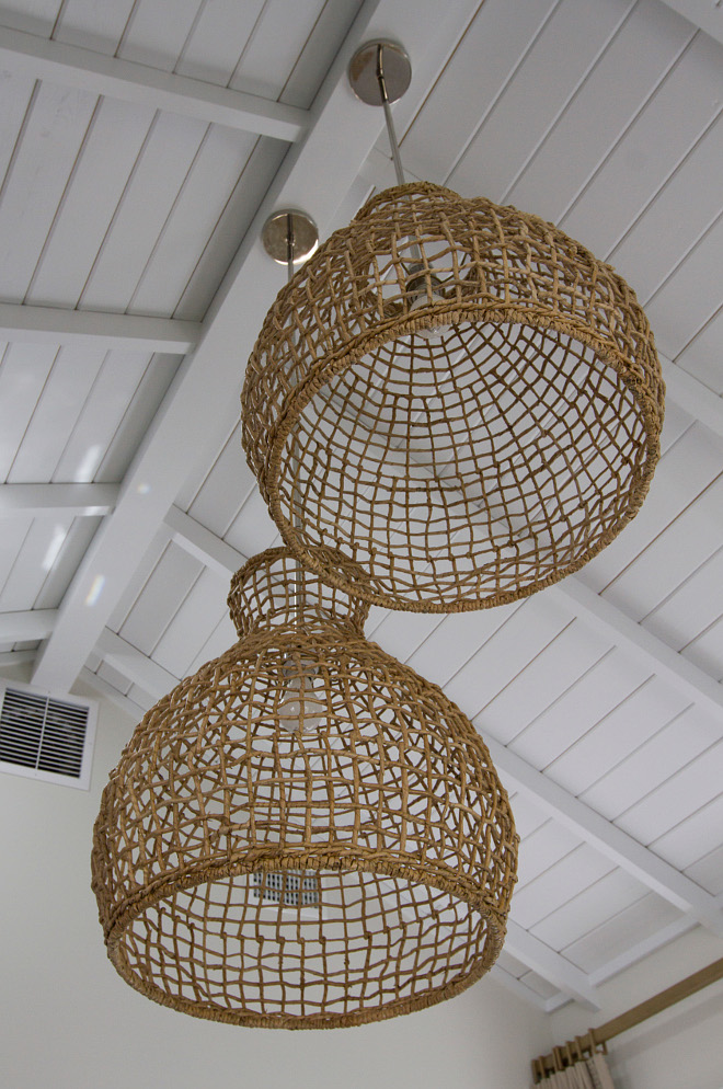 Woven Seagrass Pendant. These Woven Seagrass Pendant are affordable and stylish. Woven Seagrass Pendant #WovenSeagrassPendant #WovenPendant #seagrasslighting #lighting Heritage Homes of Jacksonville and Villa Decor & Design