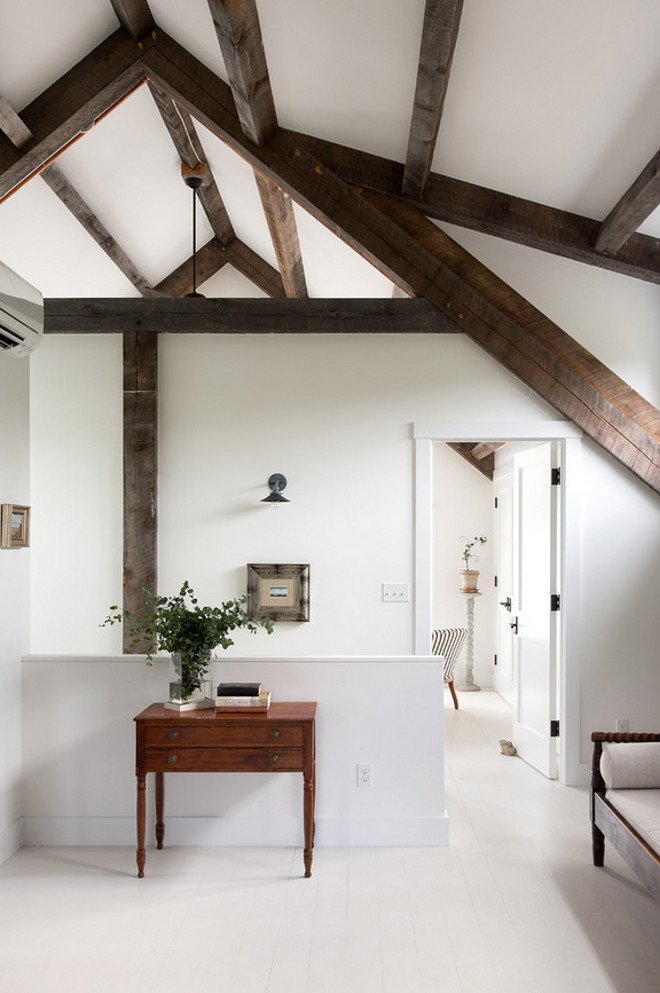 Rustic Ceiling Beams ~ Interior design ideas home bunch