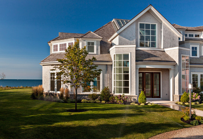Shingle Cape Cod Home Ideas. Beach house Cape Cod Nicholaeff Architecture + Design.