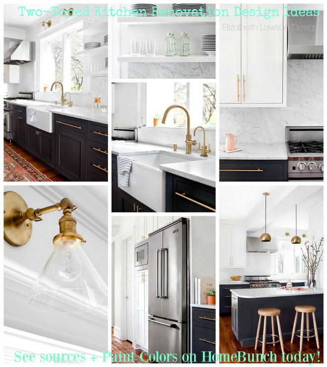 Two toned kitchen Paint color suggestions
