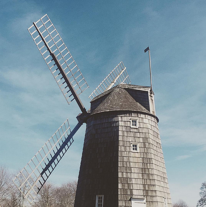 Windmill c. 1804. Shingle Windmill c. 1804. #Windmill #shingleWindmill Howie Guja via Instagram.