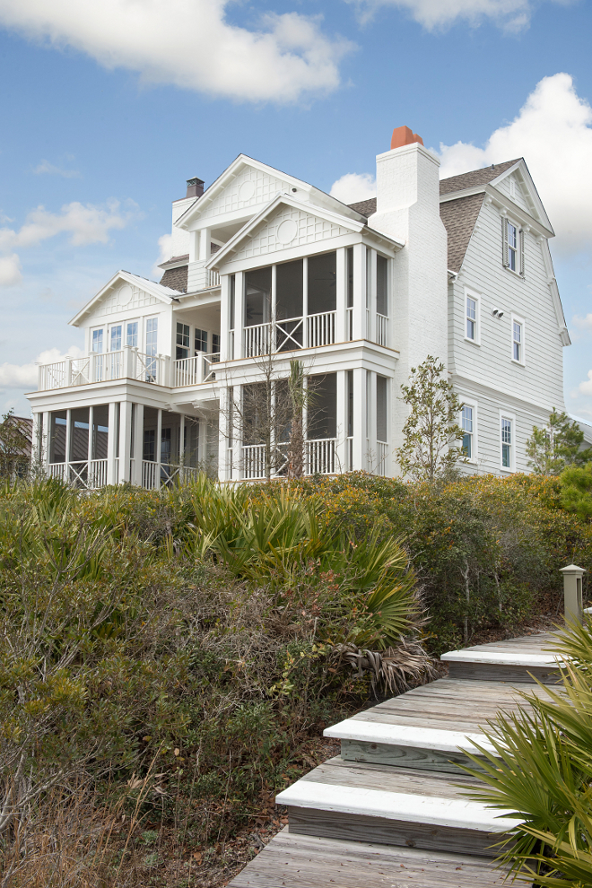 New Home Interior Design Key West Vacation Home: New Beach Vacation Home With Coastal Interiors
