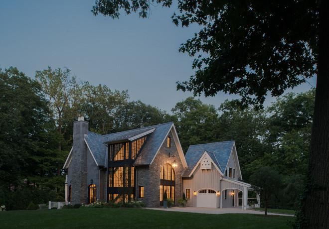 Modern Belgian Farmhouse Design Home