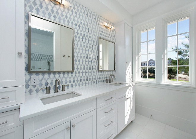 Bathroom Tile Backsplash. Bathroom Tile Backsplash. Bathroom Tile Backsplash and Countertop. #Bathroom #TileBacksplash #BathroomTileBacksplash Corestruction