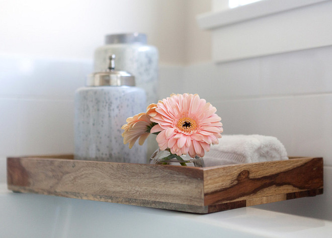 Bathroom decor. Bathroom decor. How to decorate bathrooms in a calm, soothing way. Spa Bathroom decor. #Bathroom #decor #Spadecor Kate Lester Interiors