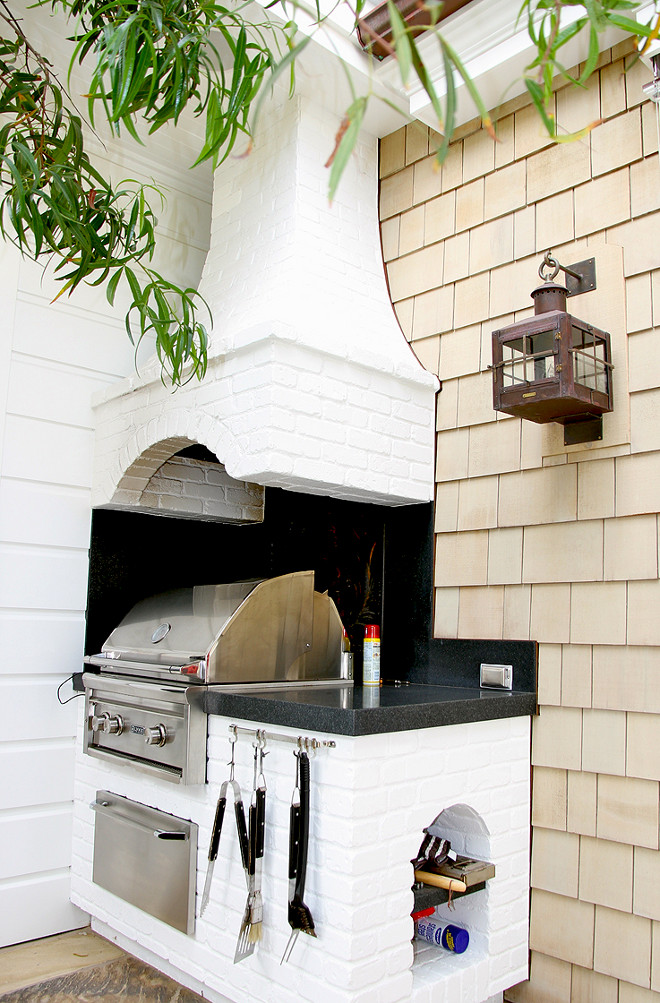 Built in BBQ. Built in BBQ Ideas and Designs. Built in BBQ #Builtin #BBQ #BuiltinBBQ Cynthia Childs Architect.
