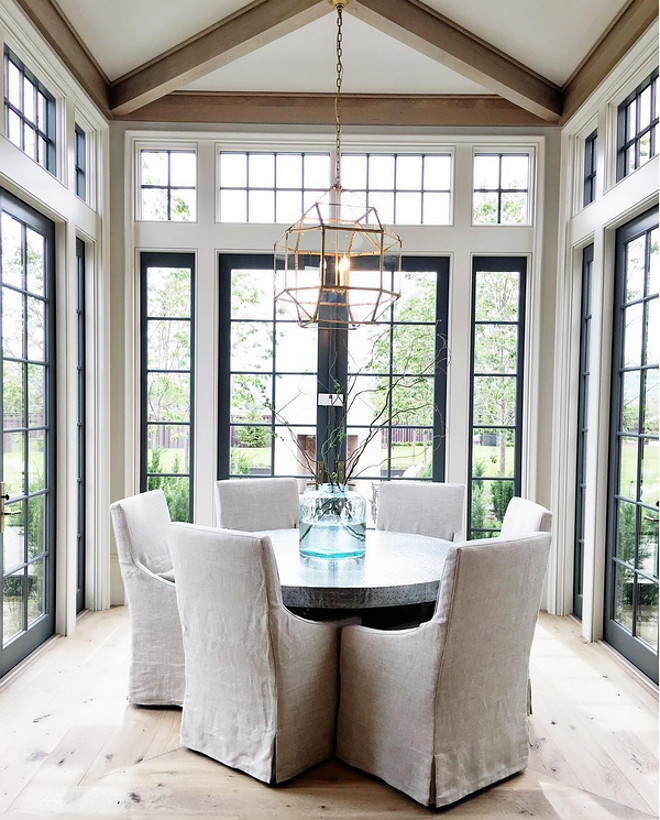 Dining Room Window: Guest Picks Interior Design Ideas