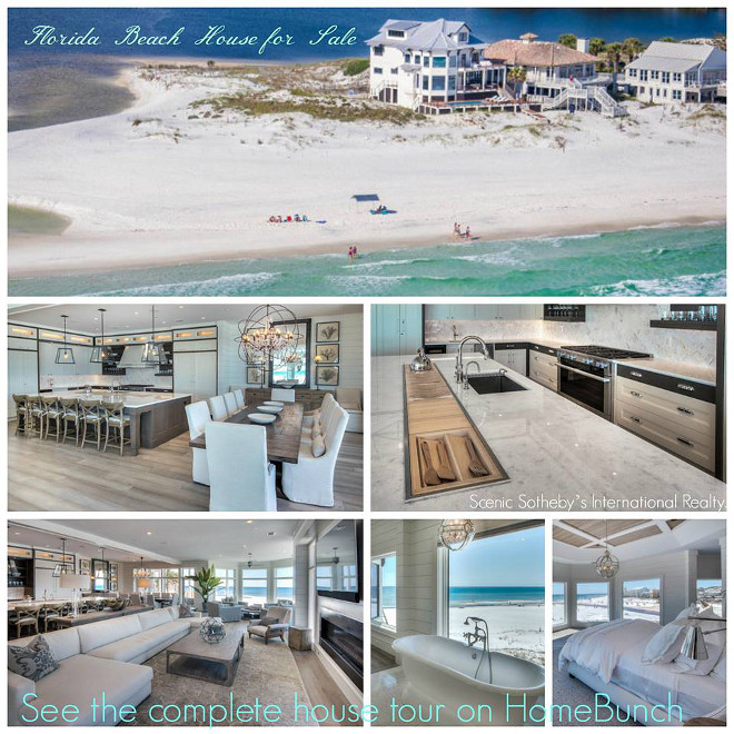 Florida beach house for sale