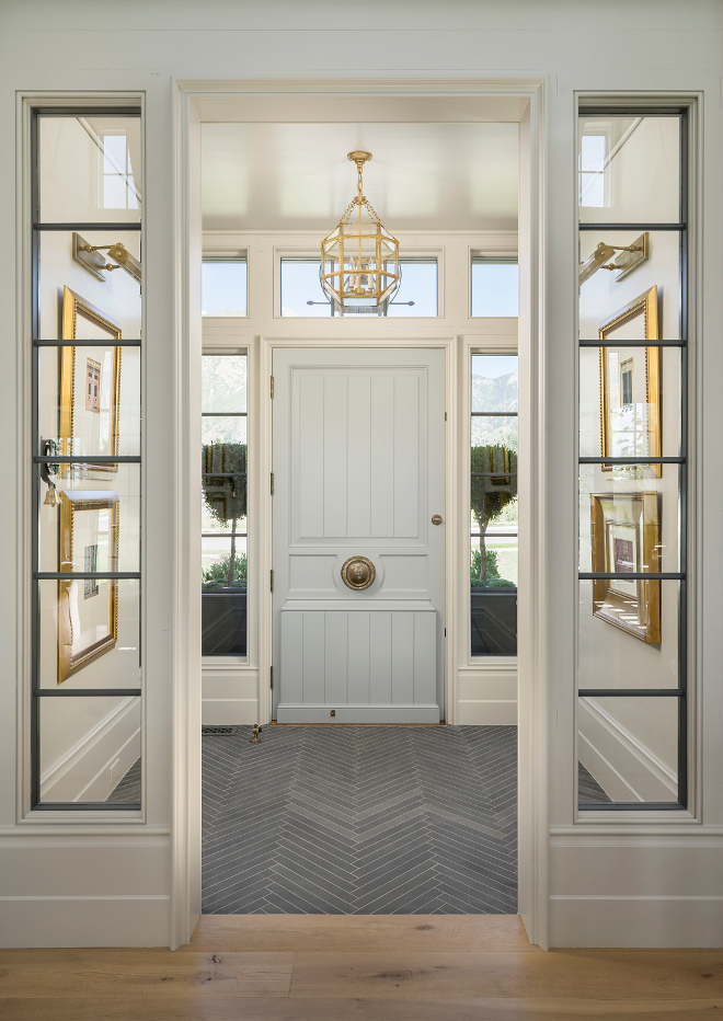 Foyer Tile Floors : Family home with timeless interiors bunch interior
