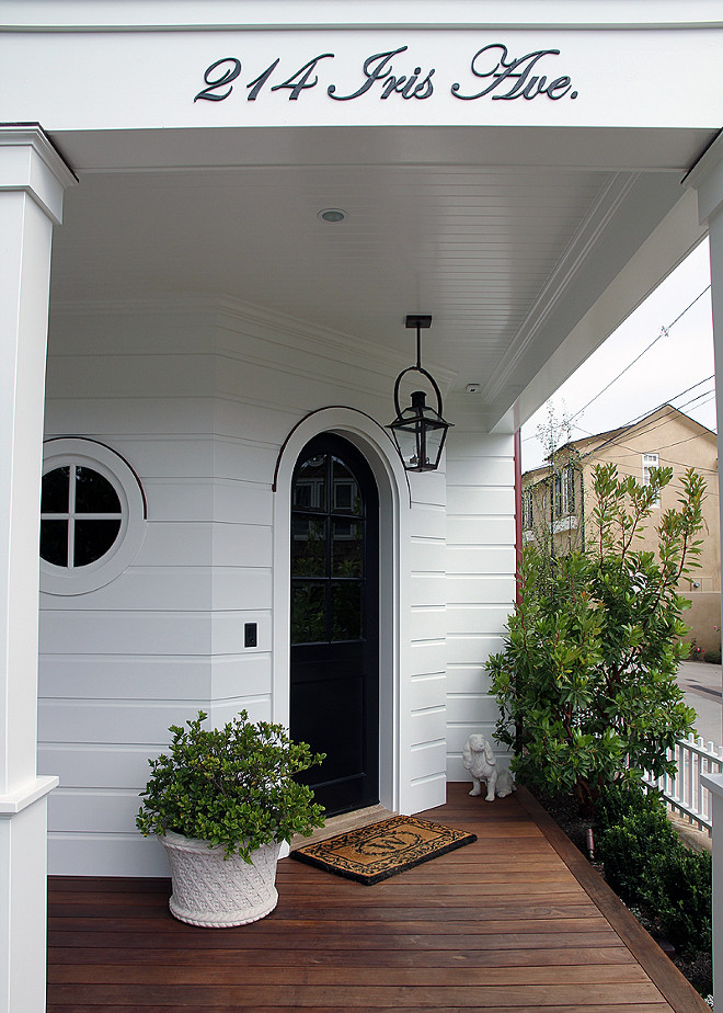 Front Entry. Front Entry Door. Front Entry House Nunber. Front Entry Porch. Front Entry Lighting #FrontEntr #Entry Cynthia Childs Architect.