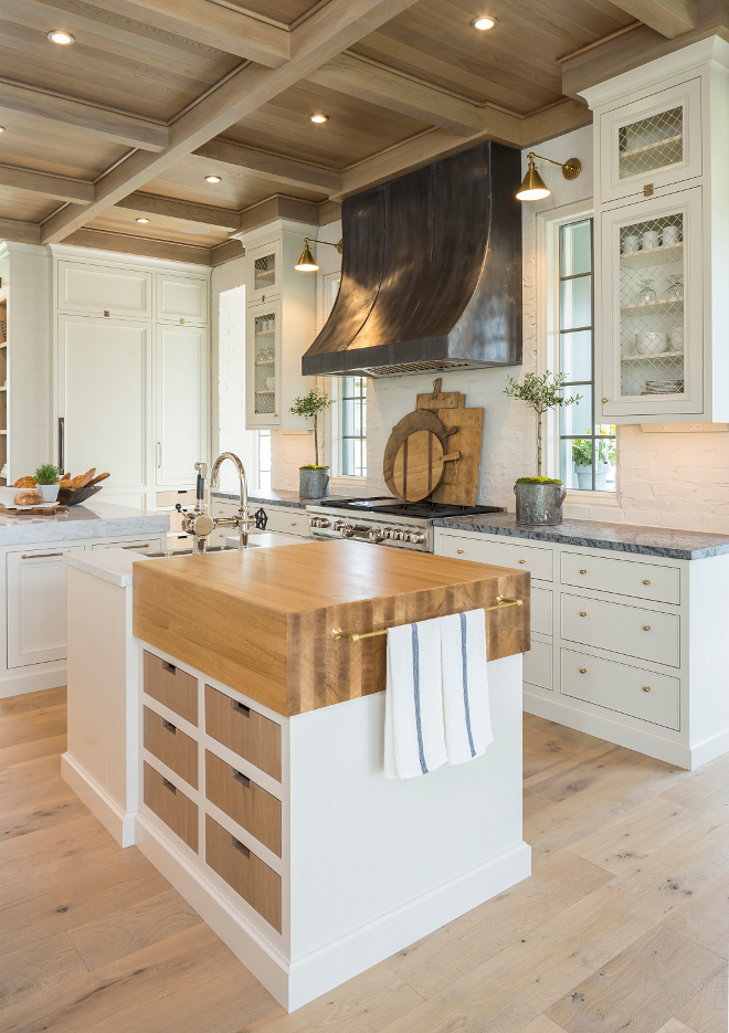 Butchers Kitchen Ideas : Family Home with Timeless Interiors - Home Bunch Interior Design Ideas