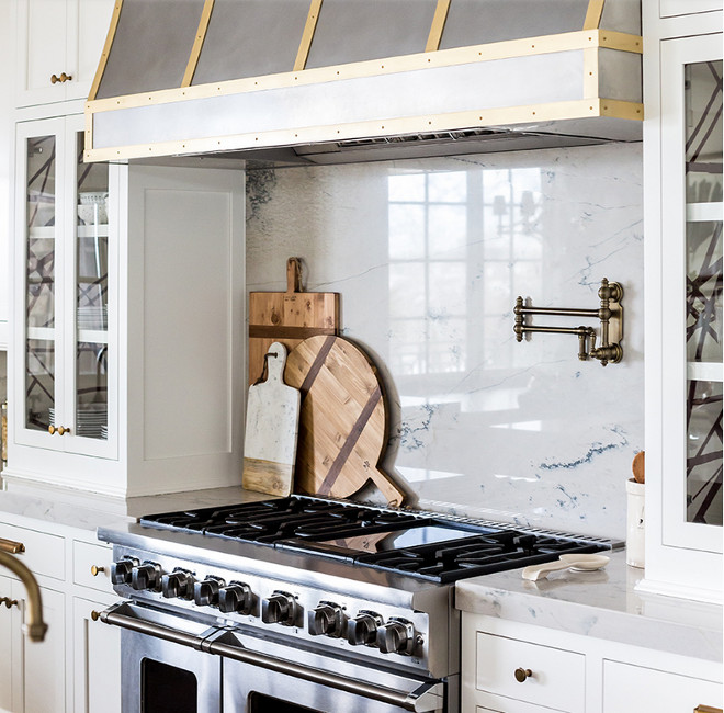 Kitchen hood. Ivory Lane