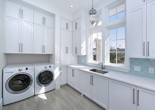 Laundry Room. Laundry Room Cabinet Hardware. Laundry Room Cabinet. Laundry Room Hardware. Laundry Room Flooring. Laundry Room #LaundryRoom #Cabinet #Hardware #Flooring Corestruction