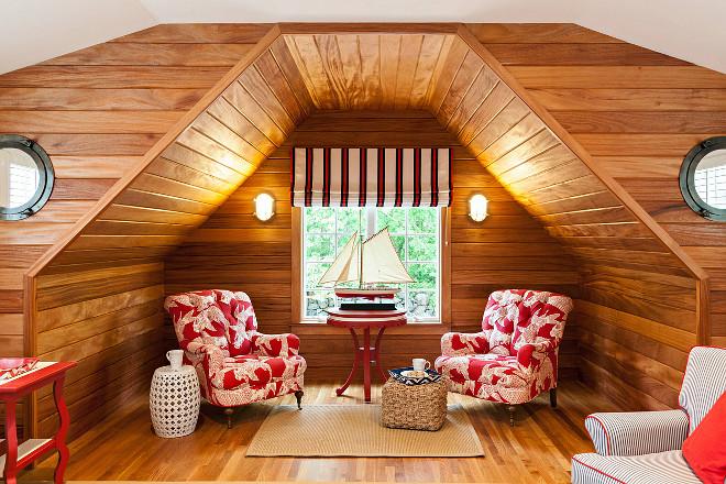 Natural wood shiplap. Natural wood shiplap. Natural wood shiplap is African Mahogany. #NaturalWoodshiplap #Natural #wood #shiplap #AfricanMahogany #MahoganyShiplap Violandi + Warner Interiors