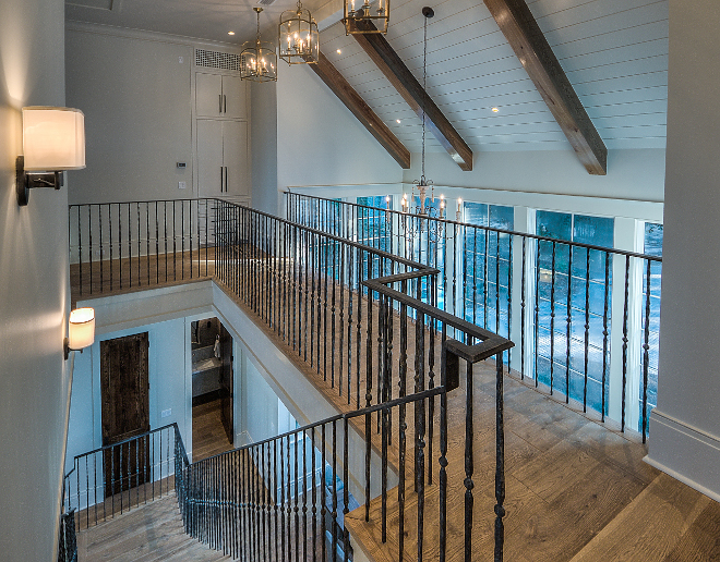 Staircase Landing. Staircase and second floor landing. Staircase and second floor landing ideas. #Staircase #landing #secondfloorlanding