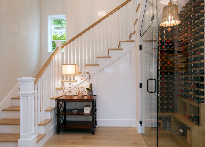 Staircase Storage. Under the stair storage ideas. Staircase Storage. #Staircase #Storage Patterson Custom Homes