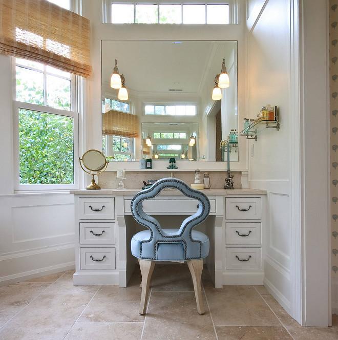 Vanity Chair. Vanity chair ideas. Vanity chair is Roseanne Chair from Tomlinson. #Vanity #Chair #RoseanneChair #Tomlinson Michael Greenberg & Associates
