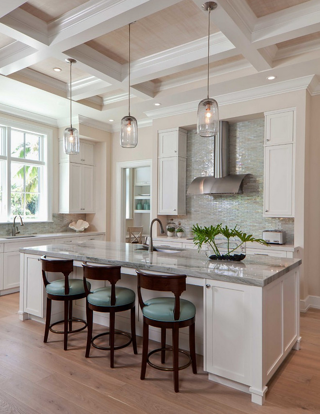 Kitchen Light Hardwood Flooring. Kitchen light hardwood flooring is Oiled White Oak. #Kitchen #Lighthardwood #hardwood #flooring #OiledWhiteOak #KitchenWhiteOak #WhiteOak BCB Homes, Inc