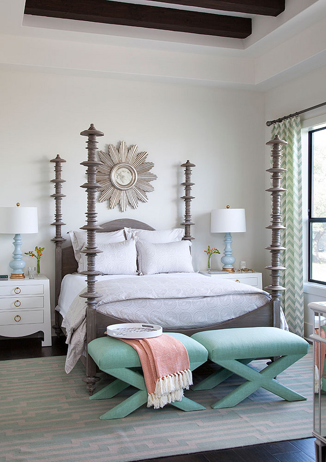 Master Bedroom decor and furniture inspiration. Master Bedroom decor and furniture inspiration ideas. Master Bedroom decor and furniture inspiration by interior designer. #MasterBedroomdecorandfurnitureinspiration Heather Scott Home & Design