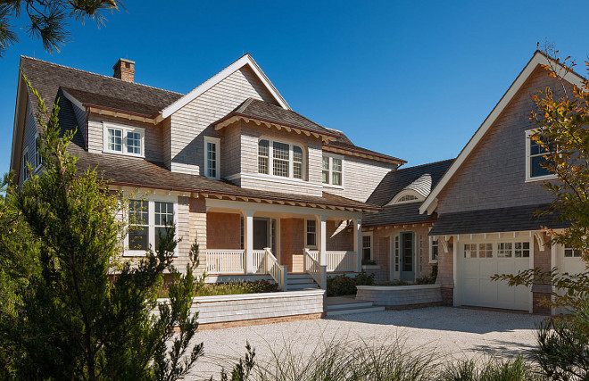 Something's Gotta Give Beach House Exterior Ideas. Something's Gotta Give Beach House Exterior Inspiration. #SomethingsGottaGiveHouse #SomethingsGottaGiveBeachHouse #SomethingsGottaGiveExteriorIdeas Dearborn Builders. Interiors by Tory Haynes.