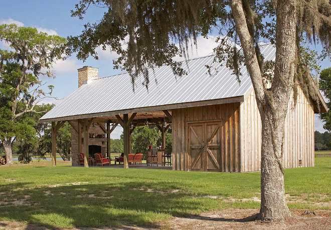 Barn With Large Porch : Declutter and renovate your garage home bunch interior